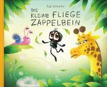 Cover-Bild zu Die kleine Fliege Zappelbein von Renners, Kai