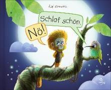 Cover-Bild zu Schlaf schön. Nö! von Renners, Kai