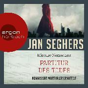 Cover-Bild zu Seghers, Jan: Partitur des Todes (Audio Download)