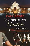 Cover-Bild zu Die Weinprobe von Lissabon von Grote, Paul