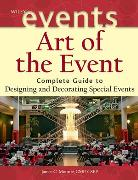Cover-Bild zu Art of the Event von Monroe, James C.