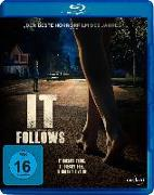 Cover-Bild zu It Follows von Mitchell, David Robert (Reg.)