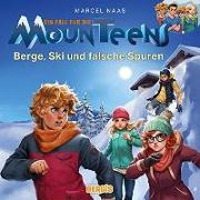 Cover-Bild zu Ein Fall für die MounTeens Vol. 1 von Marcel, Naas
