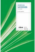 Cover-Bild zu Merkbüchlein: Satzzeichen kurz und knackig von Engelmann, Karin