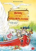 Cover-Bild zu Benny und die Waschbärbande - Die Reise mit der Flotten Flaute (eBook) von Livanios, Eleni