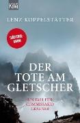 Cover-Bild zu Der Tote am Gletscher (eBook) von Koppelstätter, Lenz