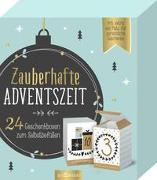 Cover-Bild zu Zauberhafte Adventszeit. 24 Geschenkboxen zum Selbstbefüllen