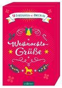 Cover-Bild zu Enders, Marielle (Illustr.): Weihnachtsgrüße