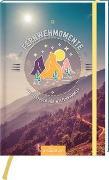 Cover-Bild zu Enders, Marielle (Illustr.): Fernwehmomente. Reisetagebuch für Weltenbummler