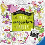 Cover-Bild zu Enders, Marielle (Illustr.): Post für dich! Mein magischer Garten