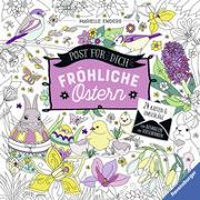 Cover-Bild zu Enders, Marielle (Illustr.): Post für dich! Fröhliche Ostern