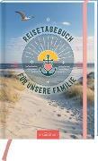 Cover-Bild zu Enders, Marielle (Illustr.): Reisetagebuch für unsere Familie