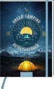 Cover-Bild zu Enders, Marielle (Illustr.): Unser Camping-Reisetagebuch