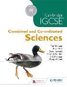 Cover-Bild zu Cambridge IGCSE Combined and Co-ordinated Sciences von Mackean, D. G.