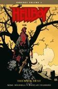 Cover-Bild zu Hellboy Omnibus Volume 3: The Wild Hunt von Mignola, Mike
