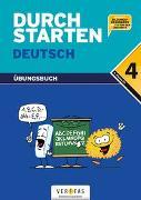 Cover-Bild zu Durchstarten Deutsch 4. Übungsbuch von Ebner, Jacob