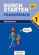Cover-Bild zu Durchstarten Französisch 1. Übungsbuch von Rosenthaler, Beatrix