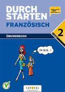 Cover-Bild zu Durchstarten Französisch 2. Übungsbuch von Rosenthaler, Beatrix