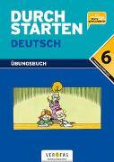 Cover-Bild zu Durchstarten Deutsch 6. Übungsbuch von Eibl, Leopold