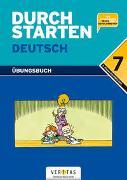 Cover-Bild zu Durchstarten Deutsch 7. Übungsbuch von Eibl, Leopold
