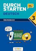 Cover-Bild zu Durchstarten Deutsch 3. Übungsbuch von Ebner, Jacob
