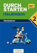 Cover-Bild zu Durchstarten Italienisch 2. Übungsbuch von Krenn, Sandra