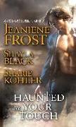 Cover-Bild zu Haunted by Your Touch (eBook) von Frost, Jeaniene