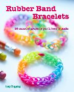 Cover-Bild zu Hopping, Lucy: Rubber Band Bracelets