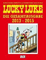 Cover-Bild zu Gerra, Laurent: Lucky Luke. Die Gesamtausgabe 2013 bis 2015