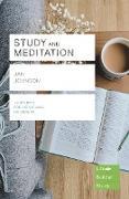 Cover-Bild zu Johnson, Jan: Study and Meditation (Lifebuilder Study Guides) (eBook)