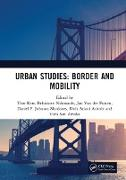 Cover-Bild zu Kerr, Thor (Hrsg.): Urban Studies: Border and Mobility (eBook)