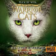 Cover-Bild zu Warrior Cats - Zeichen der Sterne. Die letzte Hoffnung (Audio Download) von Hunter, Erin