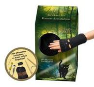 Cover-Bild zu Warrior Cats - Strickset für Katzen-Armstulpen von Hunter, Erin