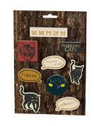 Cover-Bild zu Warrior Cats - Magnete von Hunter, Erin