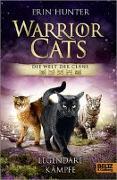 Cover-Bild zu Warrior Cats - Die Welt der Clans. Legendäre Kämpfe von Hunter, Erin