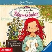 Cover-Bild zu Der magische Blumenladen. Ein Brief voller Geheimnisse [10] von Mayer, Gina