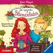 Cover-Bild zu Der magische Blumenladen 02: Ein total verhexter Glücksplan von Mayer, Gina