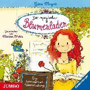 Cover-Bild zu Der magische Blumenladen. Eine himmelblaue Überraschung (Audio Download) von Mayer, Gina