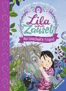 Cover-Bild zu Lila und Zausel, Band 1: Der zauberhafte Ponyhof von Mayer, Gina