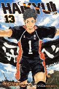 Cover-Bild zu Haruichi Furudate: Haikyu!!, Vol. 13