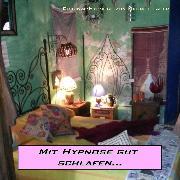 Cover-Bild zu Mit Hypnose gut schlafen (Audio Download) von Bauer, Michael