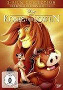 Cover-Bild zu Der König der Löwen von Mecchi, Irene