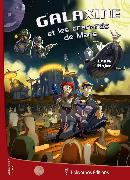 Cover-Bild zu Major, Lenia: Galaxine et les cranards de Mars (eBook)