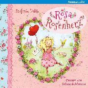 Cover-Bild zu Dahle, Stefanie: Rosa Rosenherz 1+2 (Audio Download)