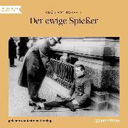 Cover-Bild zu Der ewige Spießer (Ungekürzt) (Audio Download) von Horvath, Ödön von