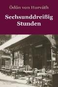 Cover-Bild zu Sechsunddreißig Stunden (eBook) von Horváth, Ödön Von