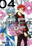 Cover-Bild zu I am Sherlock 4 von TAKATA, Kotaro