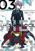 Cover-Bild zu I am Sherlock 3 von TAKATA, Kotaro
