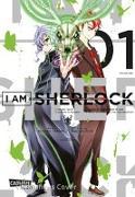 Cover-Bild zu I am Sherlock 1 von TAKATA, Kotaro