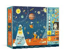 Cover-Bild zu Walliman, Dominic: Professor Astro Cat's Frontiers of Space 500-Piece Puzzle